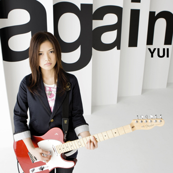 YUI 「again」 CD covers « ~ listen the world